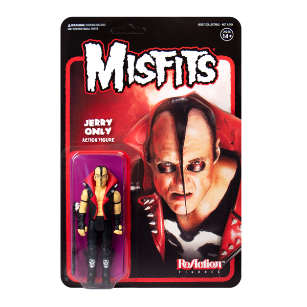 """Jerry Only"" Misfits 3.75"" ReAction Figure"