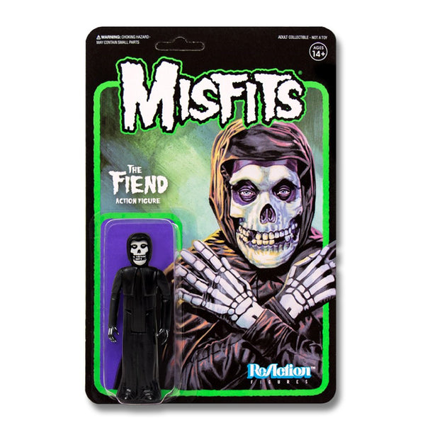 'Midnight Black' Misfits Fiend 3.75