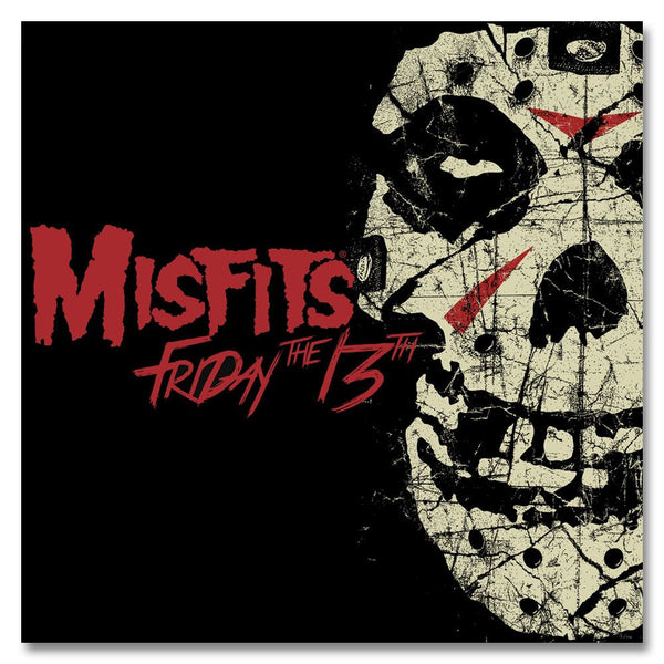 "MISFITS ""FRIDAY THE 13TH"" CD - Misfits Records"