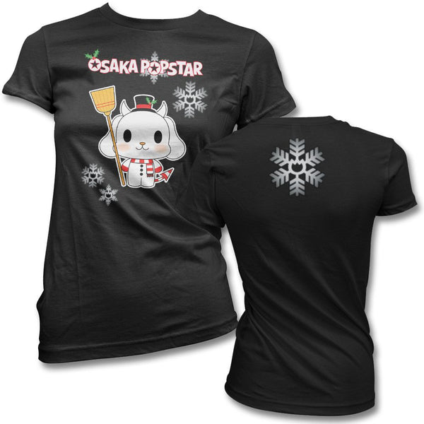 Snowdog Womens T-shirt - Misfits Records - 1