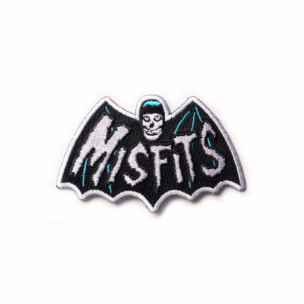 Misfits Bat Fiend Iron-On Patch