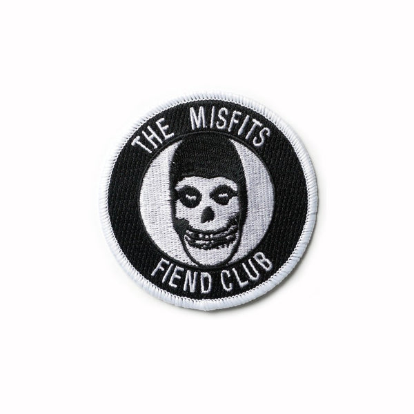 Misfits Fiend Club Iron-On Patch