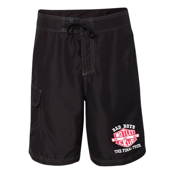 Bad Boy Final Tour Shield Shorts
