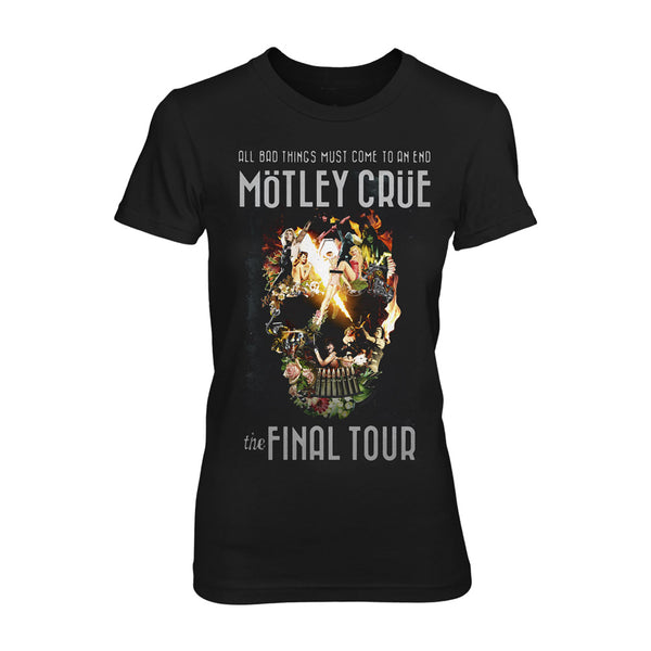 Final Tour Admat Women's Tee
