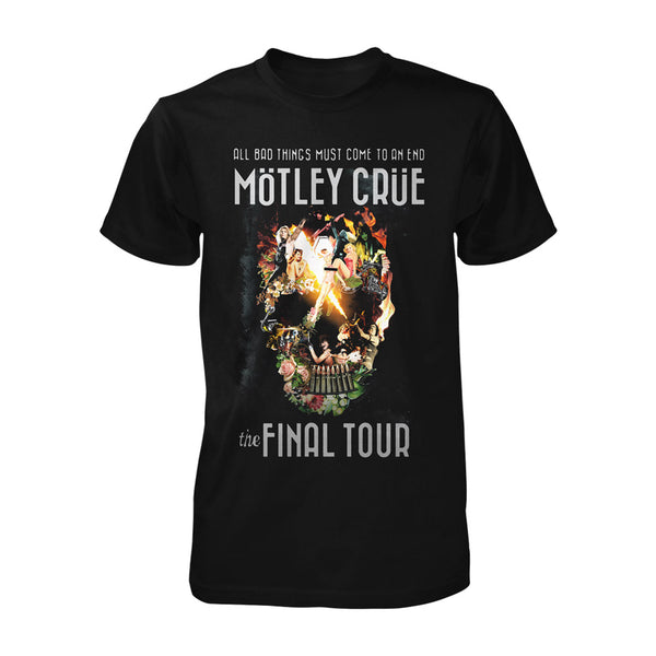 Final Tour Admat Limited Edition Tee