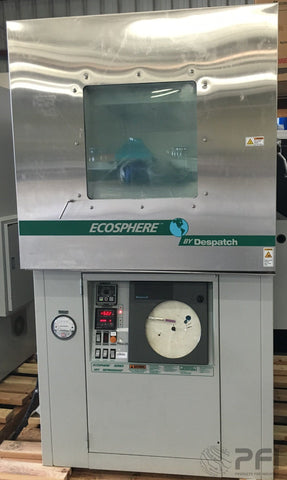Despatch Ecosphere EC619 -73 to 177C Enviromental chamber with humidity