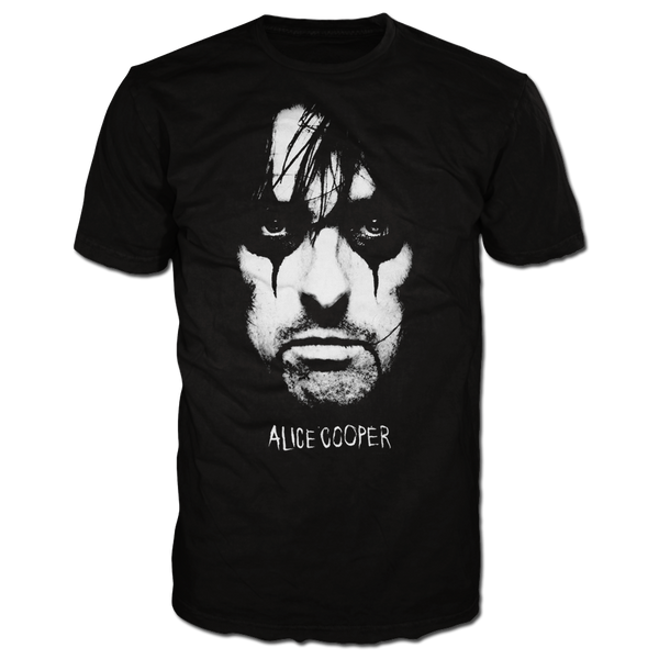 ALICE COOPER PORTRAIT TEE - X-Large