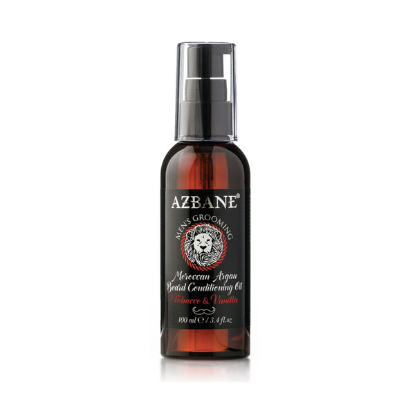 Azbane Tobacco and Vanilla Conditioning Beard Oil
