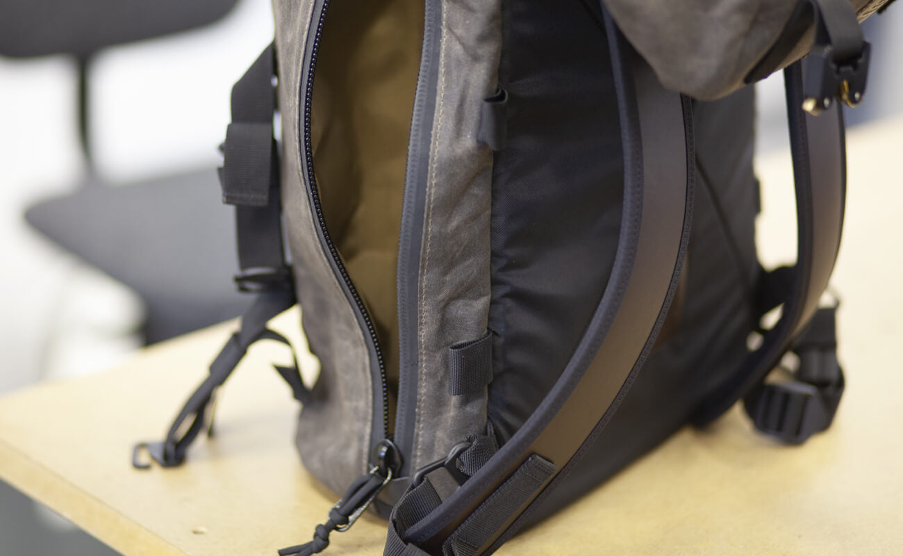 Custom Backpack: Amhara 15 SA
