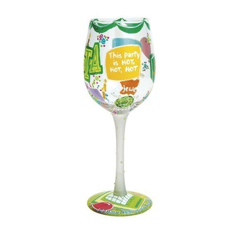 Lolita Months of the Year Wine Glasses - Time Your Gift - 33