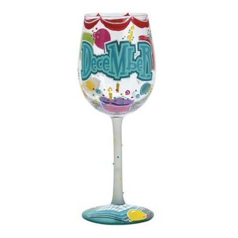 Lolita Months of the Year Wine Glasses - Time Your Gift - 46