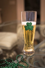 Shamrock Pilsner for St. Patrick's Day