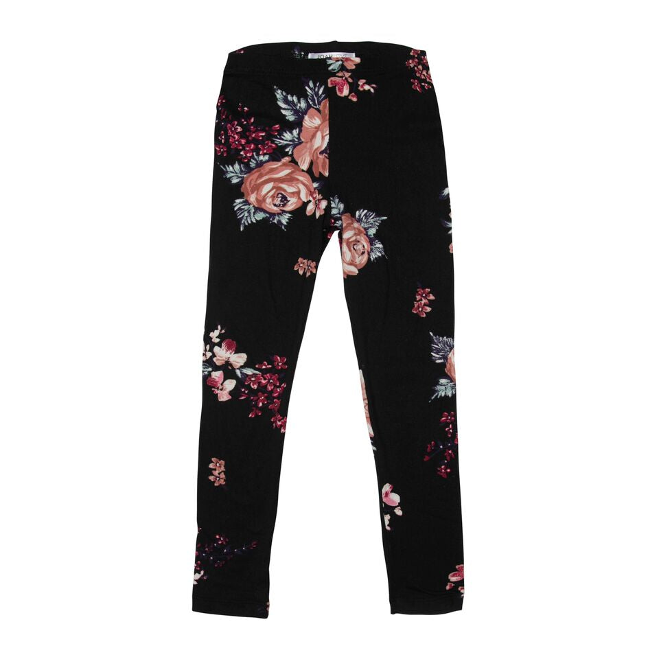 Flower Print Leggings