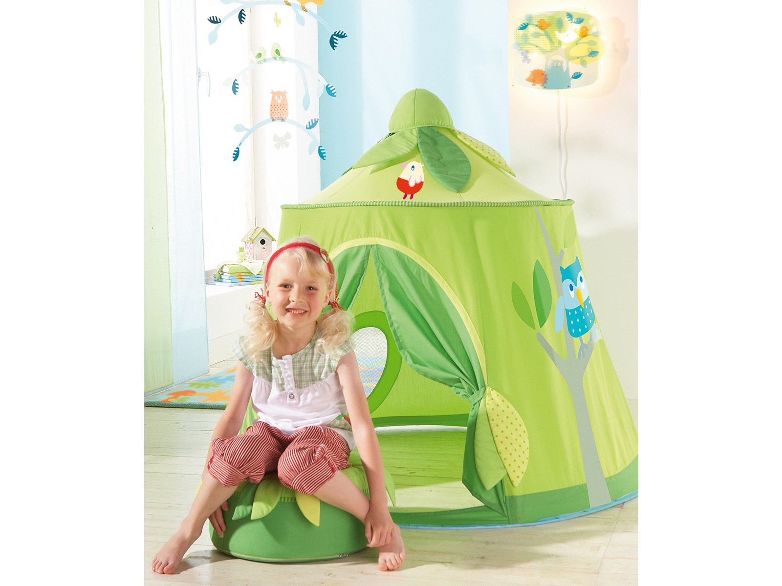 Haba Magic Forest Play Tent - Buy Online - Playhouse of Dreams  - 1