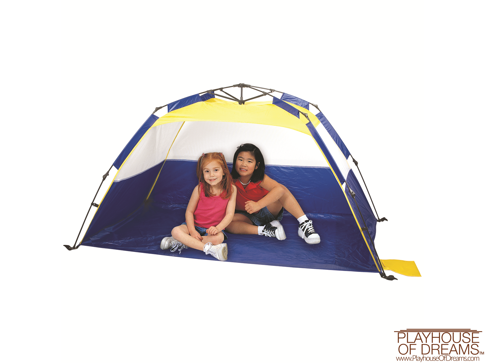 One Touch® Cabana - Pacific Play Tent - Playhouse of Dreams  - 1