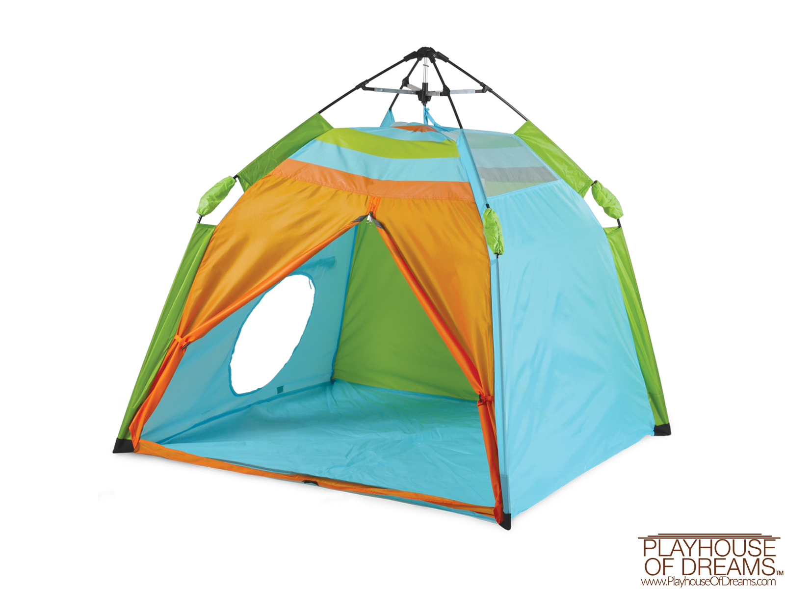 One Touch® Play Tent - Age 3+ Years - Pacific Play Tent - Playhouse of Dreams  - 3