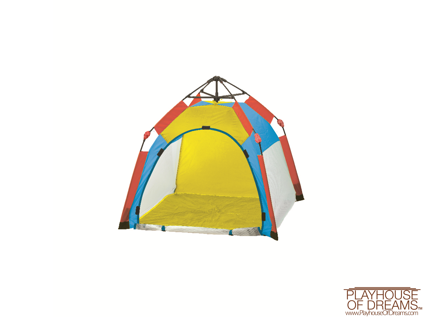 One Touch® Play Tent -  Age Up to 2 Years - Pacific Play Tent - Playhouse of Dreams  - 5