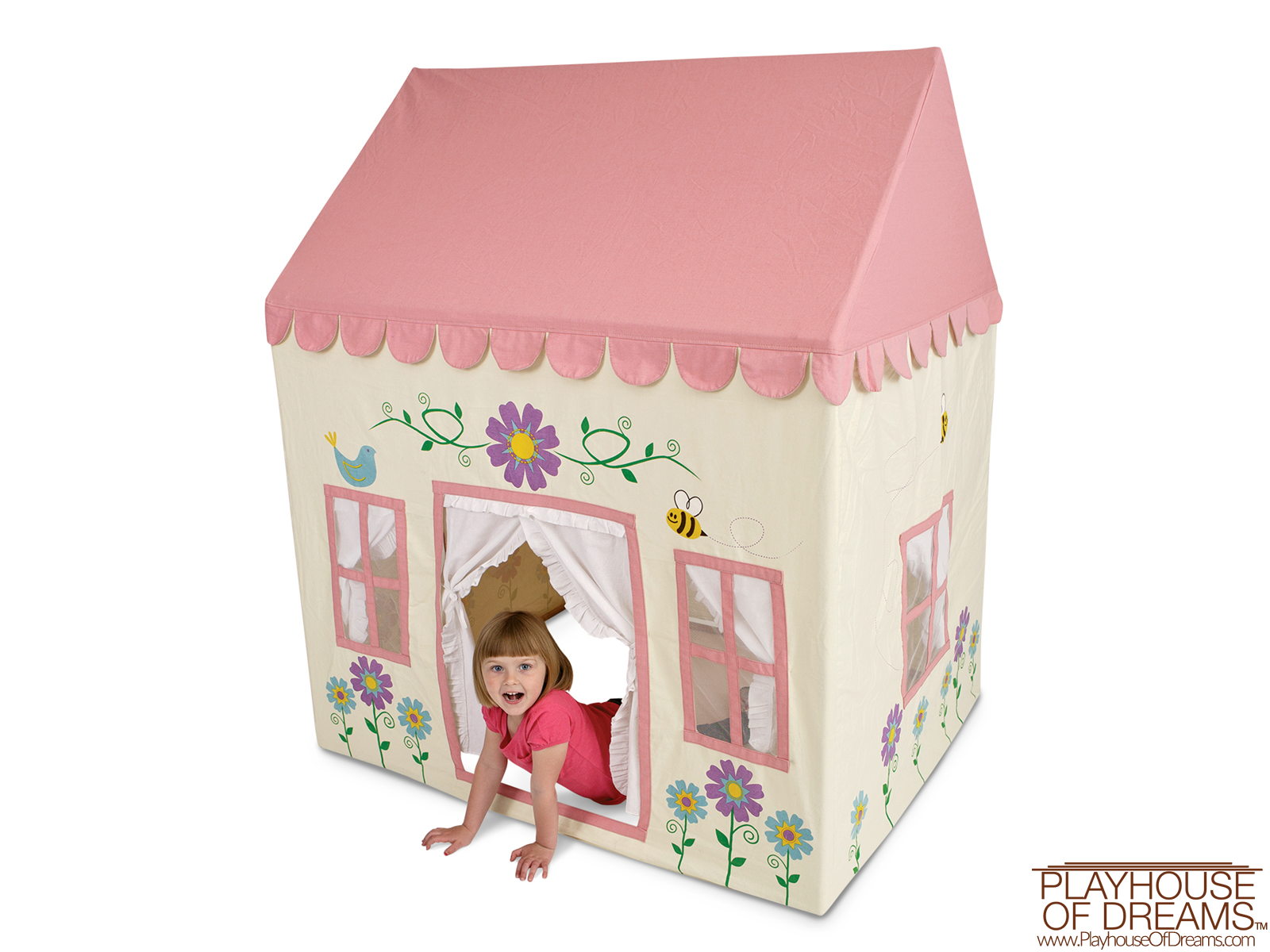 My Secret Garden Playhouse - Pacific Play Tent - Playhouse of Dreams  - 1