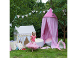Win Green Handmade Cotton Butterfly Cottage Playhouse - Playhouse of Dreams  - 15