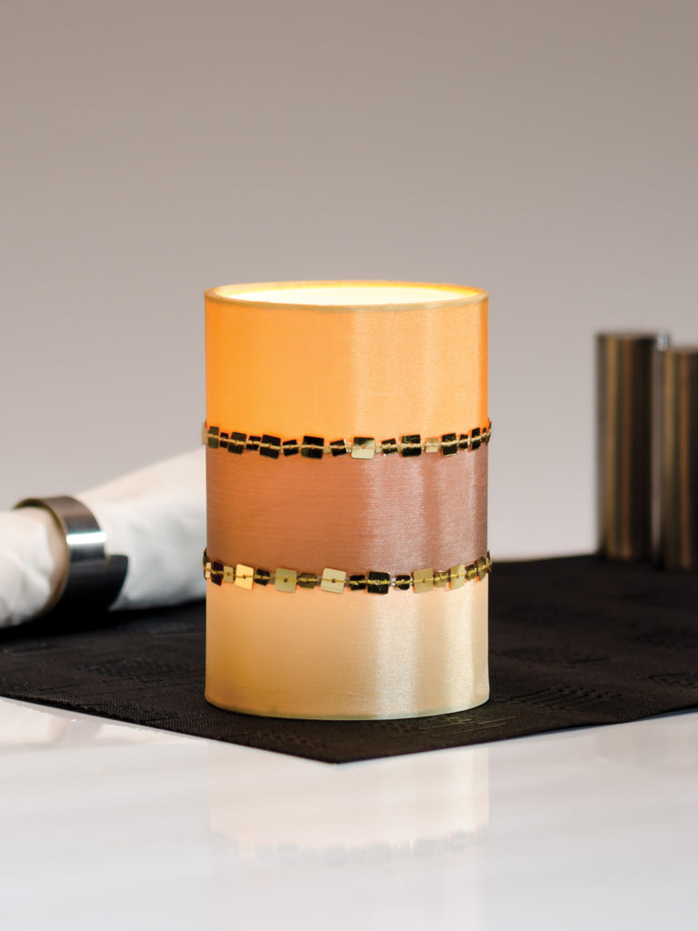 Candle Lamp -  Couture