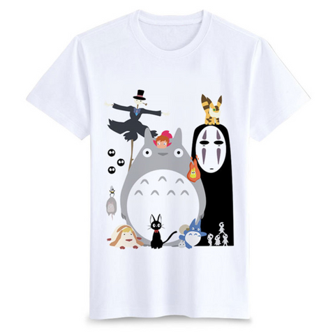 Totoro and Friend Tshirt