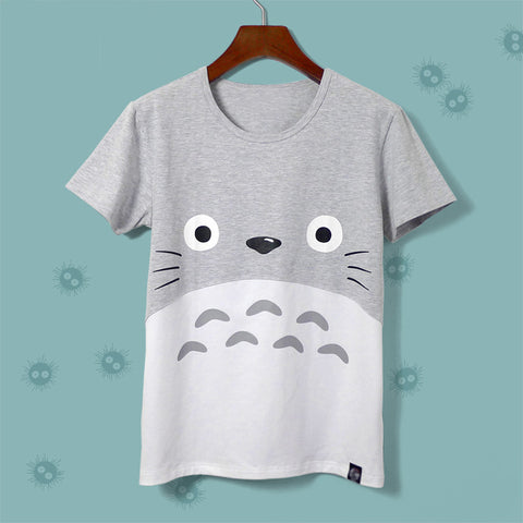 Kawaii My Neighbor Totoro T-Shirt 2016 for Women