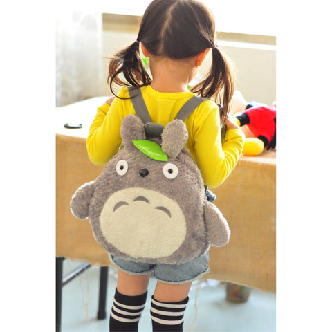 My Neighbor Totoro Soft Plush Backpack