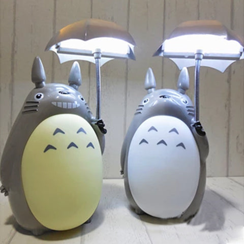 Cute Totoro Lamp USB Night Light