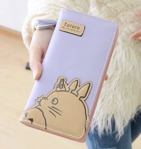 New Design My Neighbor Totoro Wallet for Women