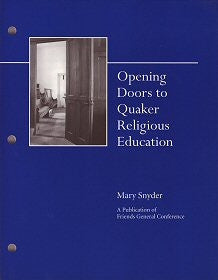 Opening Doors to Quaker Religious Education