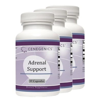 Adrenal Support - 3 Pack