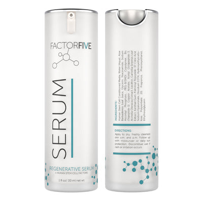FactorFive Daily Regenerative Serum