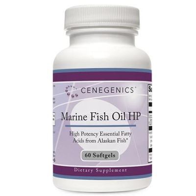 Marine Fish Oil Softgels