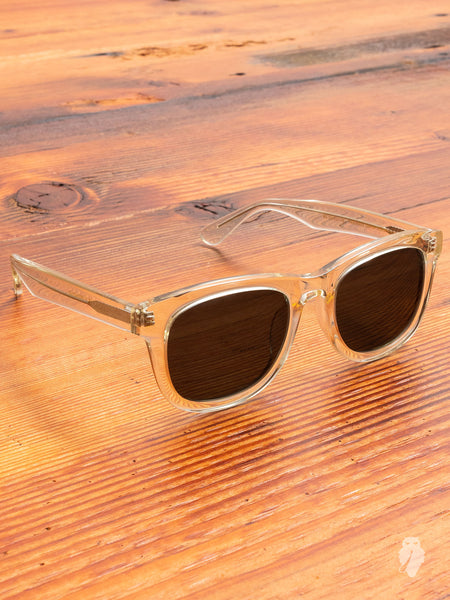"""Wolfgang"" Sunglasses in Champagne"