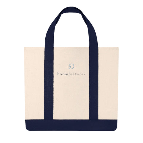 Horse Network Shopping Tote