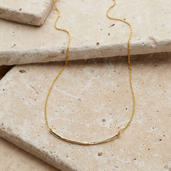 Tribeca Bar Necklace