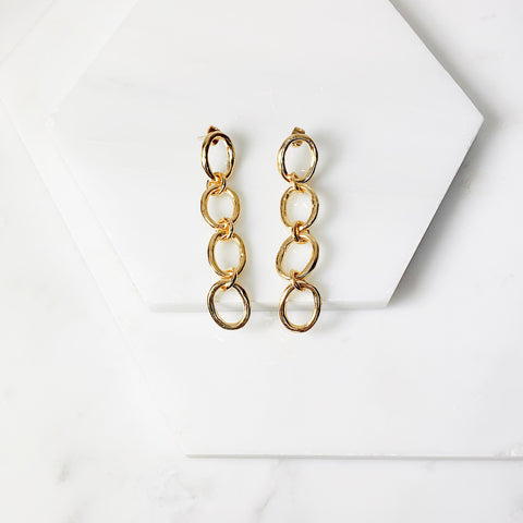 Ada Link Earrings