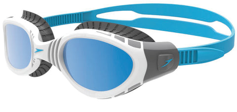 Futura BioFuse Flexiseal Mirrored Adult Goggle - Blue/Charcoal/Mirror