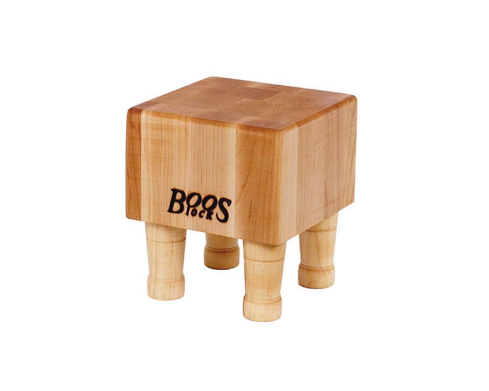 John Boos Maple Mini Chopping Block 6 x 6 x 4