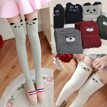 Load image into Gallery viewer, Cutie Animal Thigh High Socks SP154270 - SpreePicky  - 1