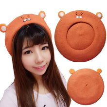 Load image into Gallery viewer, [Reservation] Hand Made [Himouto! Umaru-chan] Hamster Beret Hat SP153412 - SpreePicky  - 1