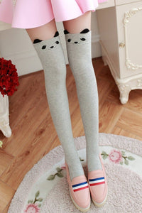 Cutie Animal Thigh High Socks SP154270 - SpreePicky  - 3