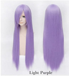20 Colors Cosplay Long Straight Wig 100 CM SP152549 - SpreePicky  - 5