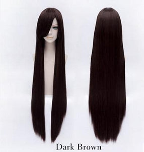 20 Colors Cosplay Long Straight Wig 100 CM SP152549 - SpreePicky  - 18