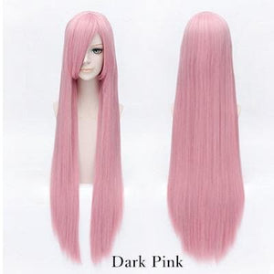 20 Colors Cosplay Long Straight Wig 100 CM SP152549 - SpreePicky  - 20