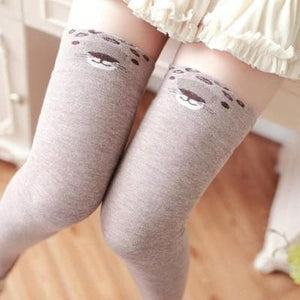 Cutie Animal Thigh High Socks SP154270 - SpreePicky  - 15