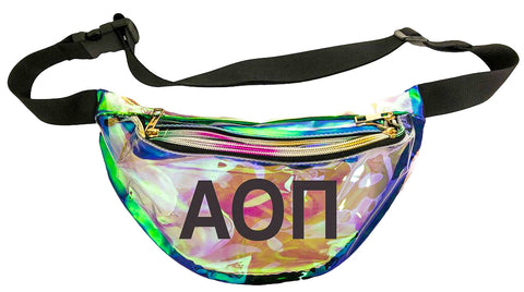Alpha Omicron Pi Fanny Pack Waist Pack