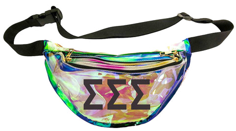 Tri Sigma Fanny Pack Waist Pack