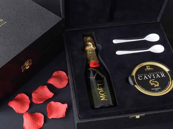Attilus Caviar Connoisseurs Choice Gift Set