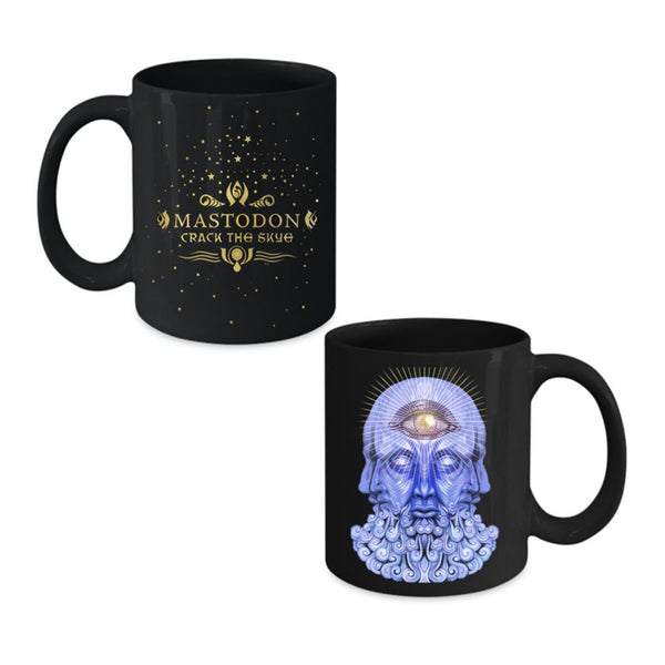 Crack the Skye God Head Mug